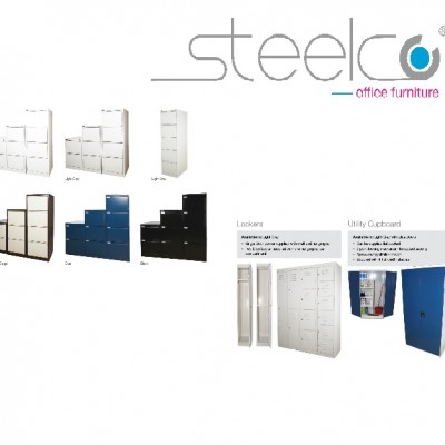 Steel Storage