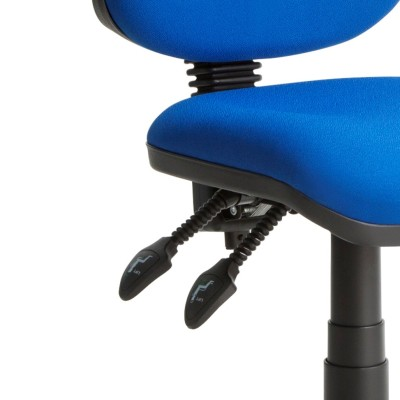 Operator chairs - Standard 2 lever mechanism